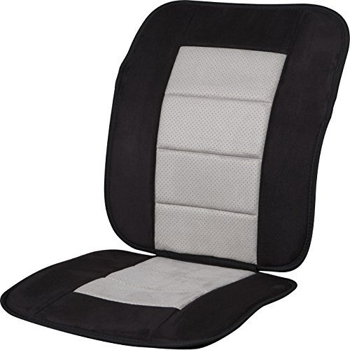 Kool Kooshion Microsuede Cushion Black product image