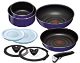 T-fal sapphire set taking. Pot frying pan set ''Ingenio Neo'' handle 9 L46693