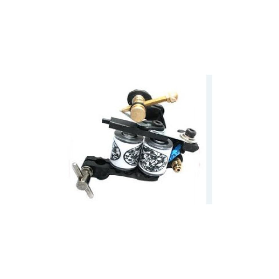 Cool2day Top custom cast iron TATTOO Machine GUN supply shader e010220