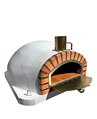 Traditional Brick Pizzaioli Wood Fire Oven
