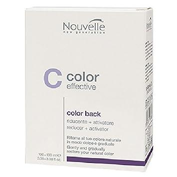 Nouvelle Color Back 100 ml+100 ml Farbkorrektur 2 Komponentensystem ...