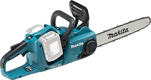 Motosierra BI LXT de Makita, DUC35Z, sin escobillas, de 350 mm 18 V, color azul