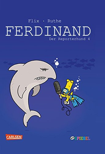 Ferdinand 4 Gebundenes Buch – 28. Februar 2017 Ralph Ruthe Flix Carlsen 3551728992