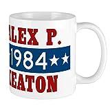 CafePress Vote Alex P Keaton 1984 Mug Unique Coffee Mug, Coffee Cup