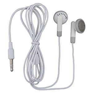 Amazon Kindle DX Wireless Reading Device Earbud Earphones Headphones