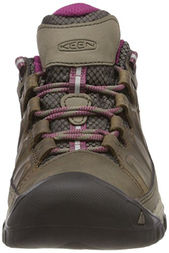 Senderismo Boysenberry Low para Weiss Zapatos III Mujer Rise Waterproof Targhee Keen 0 Marrón de 7nqZHpgn0