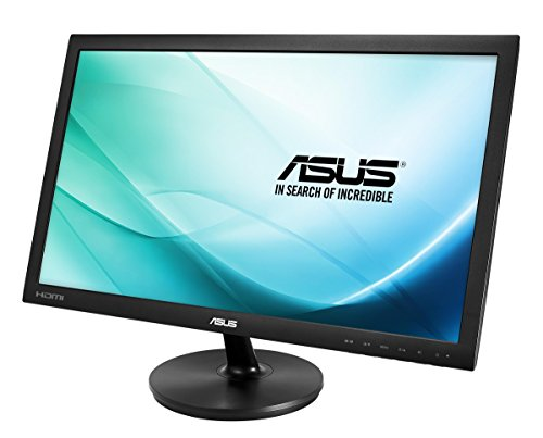 ASUS VS247H-P 23.6- Inch Full HD 1920x1080 2ms HDMI DVI VGA Monitor