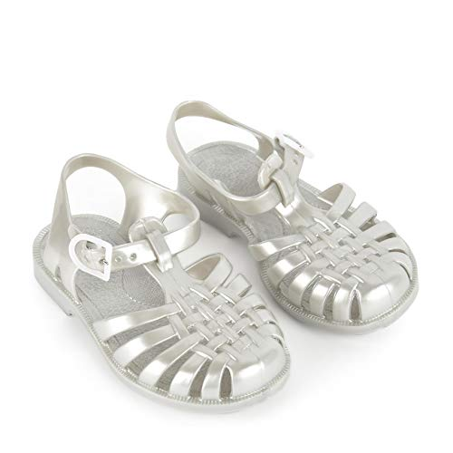 Meduse Sandales Silver Mixte Aquatiques Sun rArqF5xZw