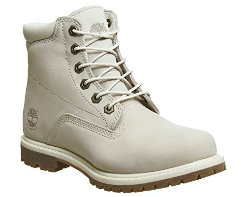 Po Waterville De Bottes Impermables Blanc Nubuck 6 Base Timberland cqFgwyRYF