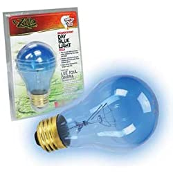 DISCONTINUED LIQUIDATED 103111 RZilla Incandescent Day Blue Bulb (100 watt)