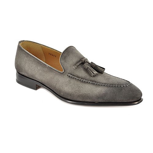 magnanni s dress shoe grey 9 m us buy in