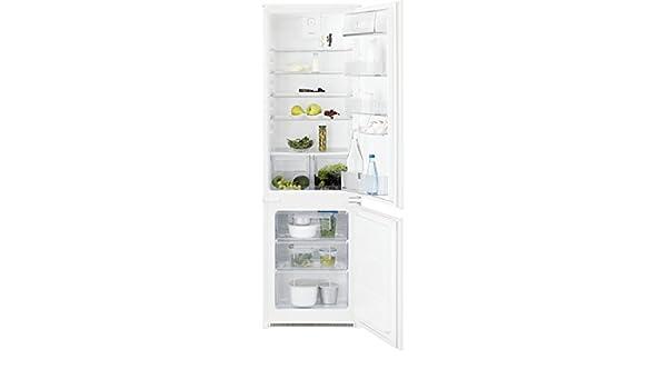 Electrolux ENN2811BOW Integrado 277L A+ Blanco nevera y congelador ...