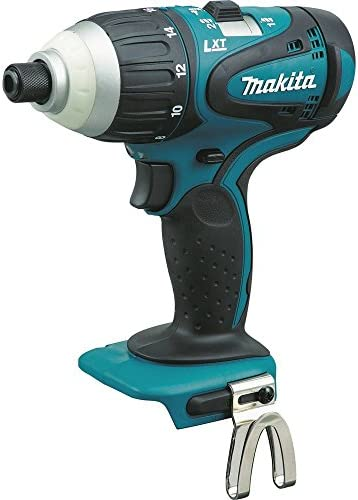 Makita XPT03Z LXT Lithium Ion Cordless Hybrid 4 Function Impact Hammer Driver Drill Tool Only, No Battery