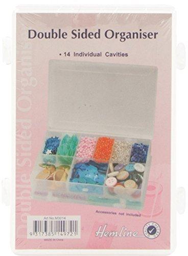 Hemline Craft Storage Organiser Box (Craft Hemline Storage)
