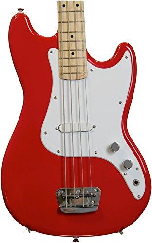 Squier by Fender Affinity Jazz V String Beginner Electric Bass Guitar - Rosewood Fingerboard, Brown Sunburst