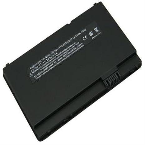 Amazon.com: Compatible HP/Compaq Mini 1108TU 1109TU 1110LA 1110NR Black 2300mAh/26Wh 3 Cell Compatible Battery: Computers & Accessories