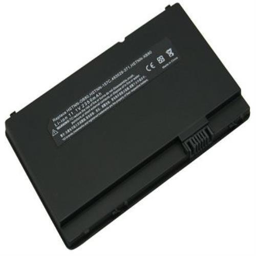 Compatible HP/Compaq Mini 1108TU 1109TU 1110LA 1110NR Black 2300mAh/26Wh 3 Cell Compatible (1109tu Battery)