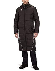 Puma Men S Padded Bench Jacket Men Jacke Padded Bench
