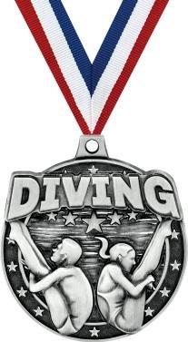 クラウンAwards Diving Medals – 2