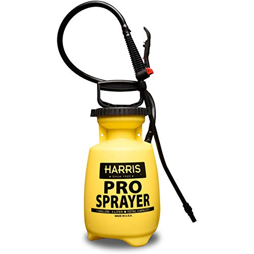Harris Professional Tank Pump Sprayer, 1 Gallon for Lawn and Garden