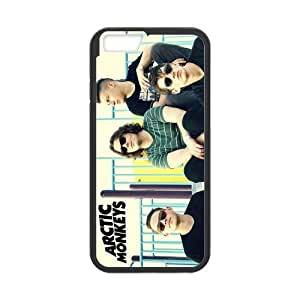 ROBIN YAM Arctic Monkeys Hard TPU Rubber Coated Phone Case Cover for iPhone 6 4.7