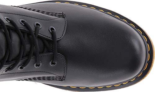 Dr 1460 Nappa Black Martens Men's Oxford r6rU0q