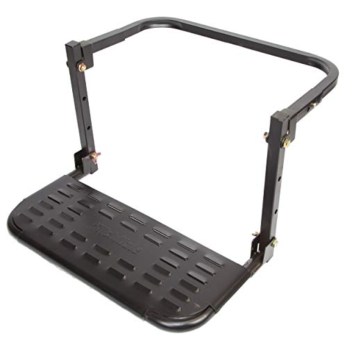 Heininger 4260 Black HitchMate Tire Step