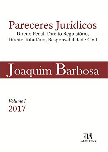 Pareceres Jurídicos: Volume 1