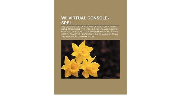 Wii Virtual Console-spel: The Legend of Zelda: Ocarina of ...