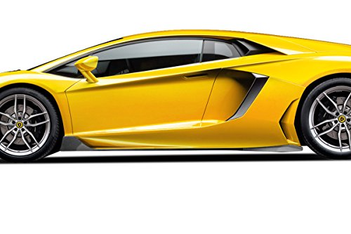 Aero Function ED-LNB-561 AF-1 Side Skirts - 2 Piece (CFP) Body Kit - Compatible For Lamborghini Aventador - Kit Lnb