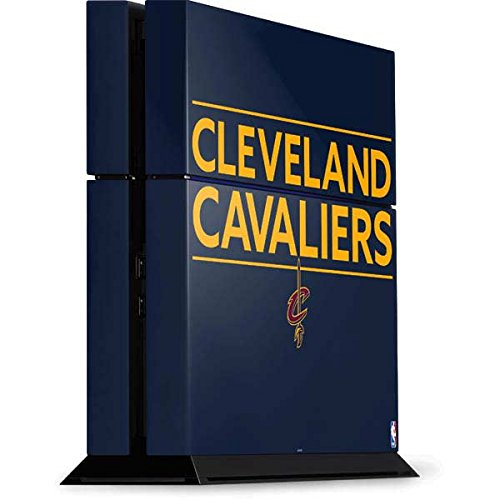 Cleveland Cavaliers PS4 Console Skin - Cleveland Cavaliers Standard - Blue | NBA X Skinit Skin
