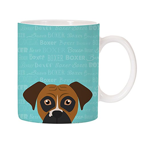 (Adorable Dog Breed Specific 11oz Ceramic Coffee Mug)