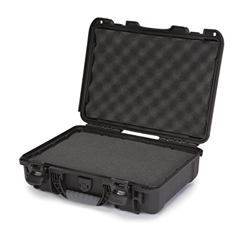 Nanuk 910 Waterproof Hard Case with Foam Insert - Black