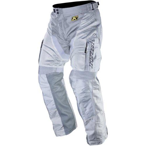 Klim Mojave Mens Dirt Bike Motorcycle Pants - Gray / Size 36 (Dirt Bike Pants Over Boot)