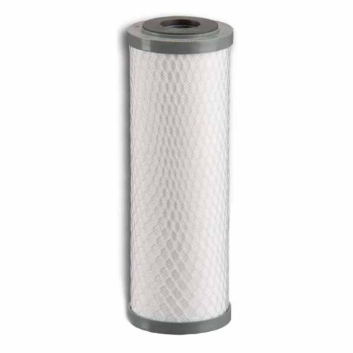KX MATRIKX Pb1 10-Inch Length Extruded Carbon Block Filter Cartridge, 1-Party