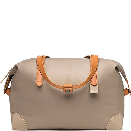SWIMS 24 Hour Holdall Travel Bag - Sand by SWIMS