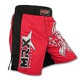 Mrx MMA Fight Shorts Grappling Short Stretch Penals