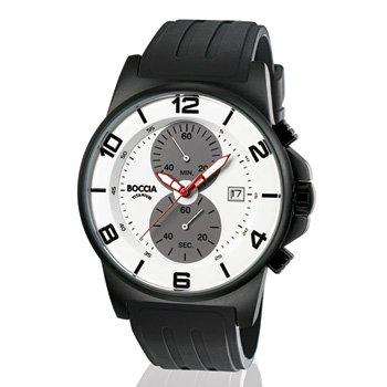 3777-19 Boccia Titanium Watch