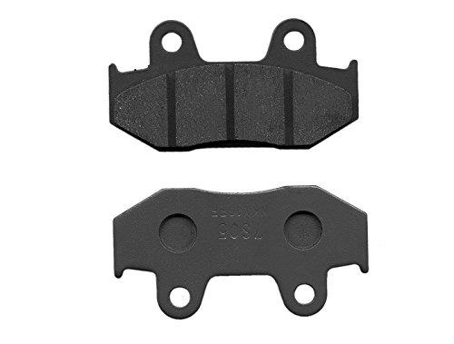 1 Pair Rear Disc Brake Pads Fit For SUZUKI STREET BIKE AN 400 X/Y Burgman 1999 2000