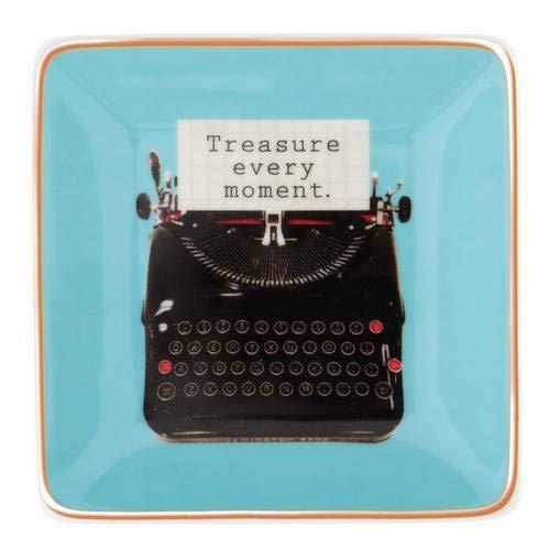 (Vintage Square Porcelain Tray)