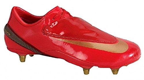 Nike Mercurial Vapor IV SG para hombre Botas de fútbol 317729-671 para hombre Talla:6 us