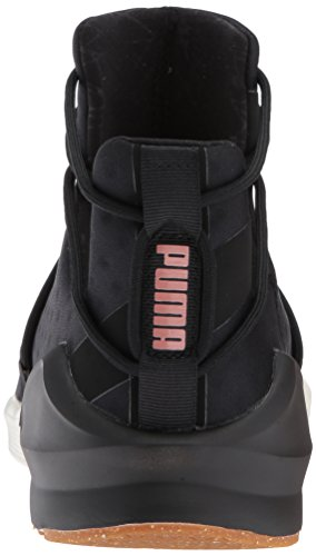 Velvet whisper Fierce Puma Women's Sneaker Rope White Black PUMA Wn EwUHpgqxx8