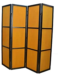 urnporium room divider 4 panels with solid