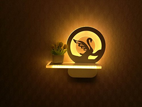 Outdoor Lighted Swans - 9