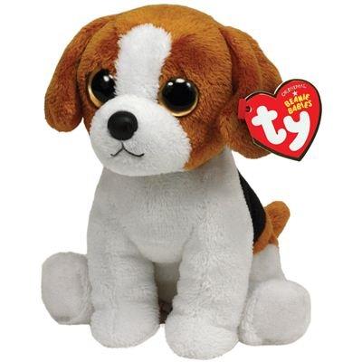 b646a0445b3 Amazon.com  Ty Beanie Baby Banjo Plush - Beagle  Toys   Games
