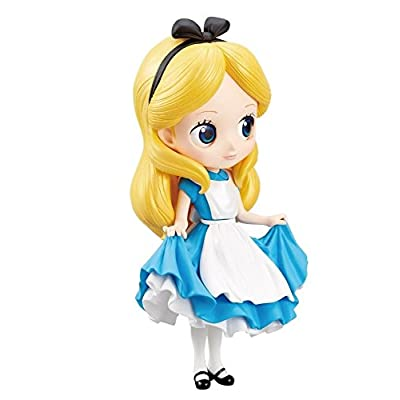 Alice Q posket Disney Characters -Alice- figure normal color single item of the country of Disney wonder