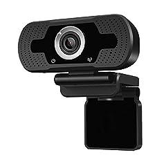 1080p HD Webcam W8,