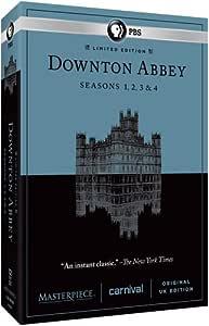 Masterpiece: Downton Abbey Seasons 1, 2, 3, & 4