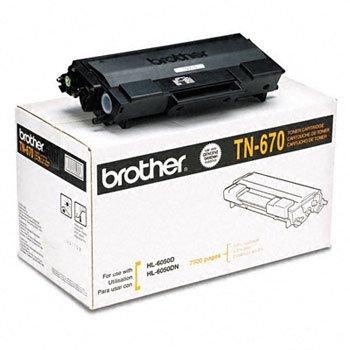 BRTTN670 - Brother TN670 High-Yield Toner (Yield Tn670 High)