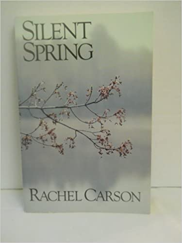 Book Silent Spring: 25th Anniversary Edition by Rachel Carson (1987-09-27)